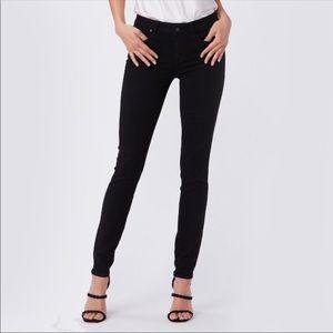 Paige Verdugo Ultra skinny jeans black size